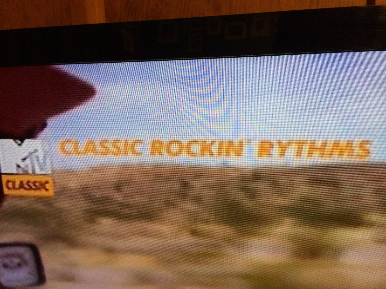 "I've got ""rythm"", I've got music (television)"