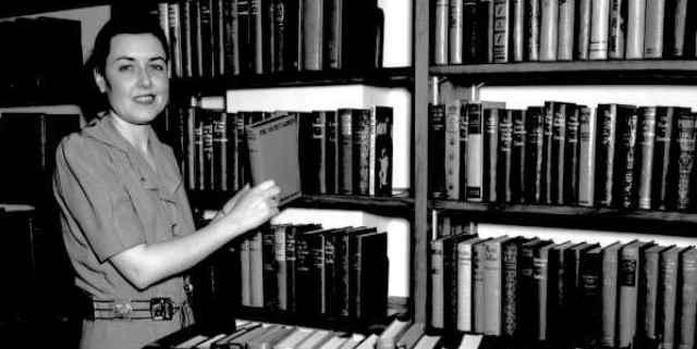 librarian, 1940